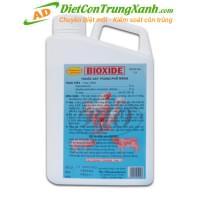 Chế phẩm khử trùng khử khuẩn Bioxide