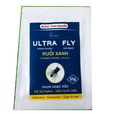 Thuốc diệt ruồi ULTRA FLY ruồi xanh