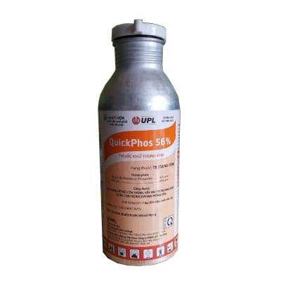 Quick phos 56% - Chế phẩm khử trùng kho