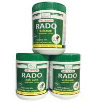 Đặc trị ruồi Rado ruồi xanh loại hũ 500 Gr