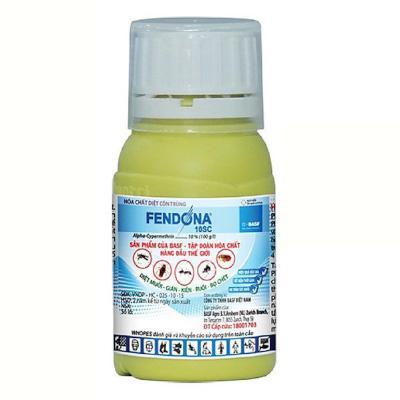 Hóa chất diệt côn trùng Fendona 10 SC loại 50 ml