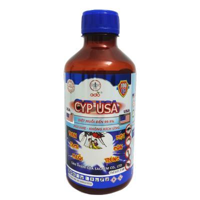 Cyp Usa 100 EC – Hóa chất diệt muỗi và côn trùng