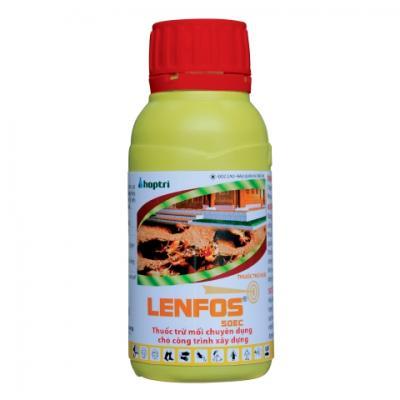 Lenfos 50EC Thuốc trừ mối chuyên dụng cho công trình xây dựng