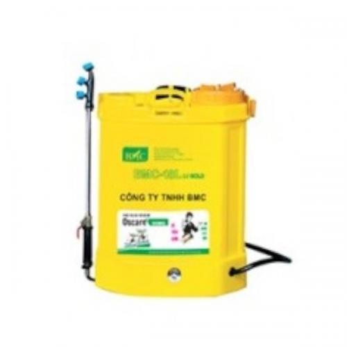 Bình phun xịt thuốc điện BMC 18L 2.0 Gold VP