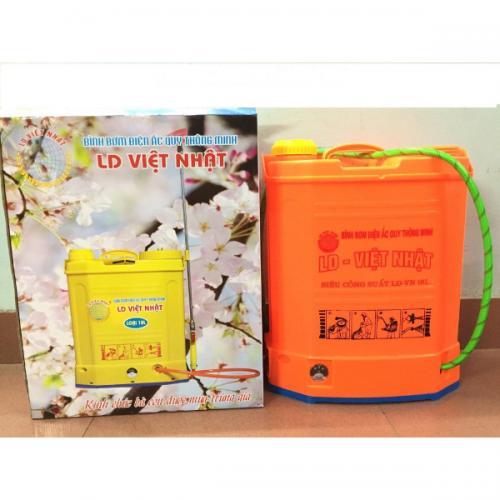 Bình bơm điện ắc quy thông minh LD Việt Nhật