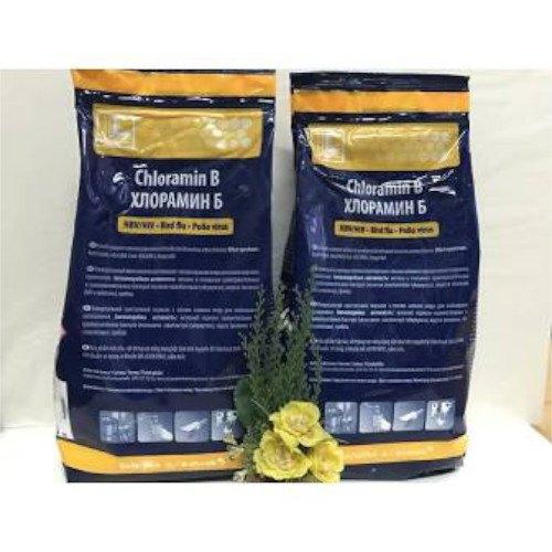 Cloramin B – Chất khử trùng diệt khuẩn.